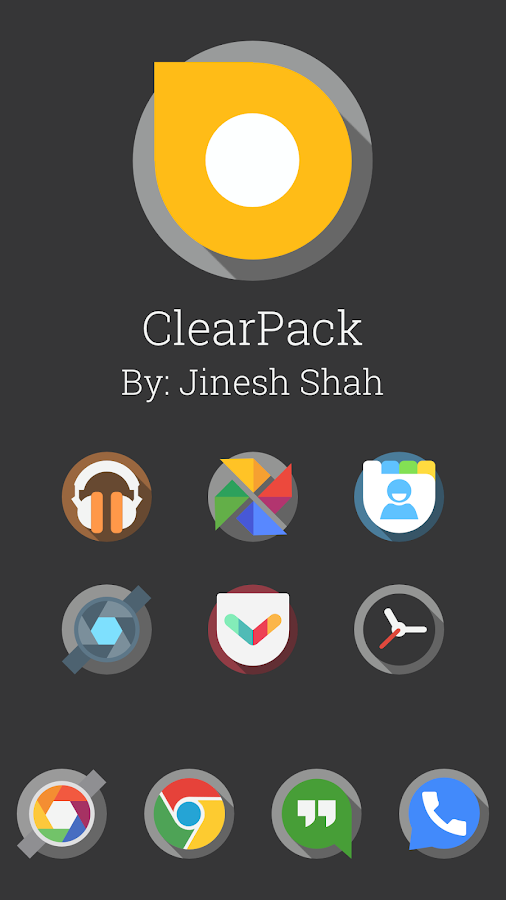 ClearPack- screenshot