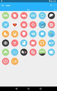 Flatro - Icon Pack - screenshot thumbnail
