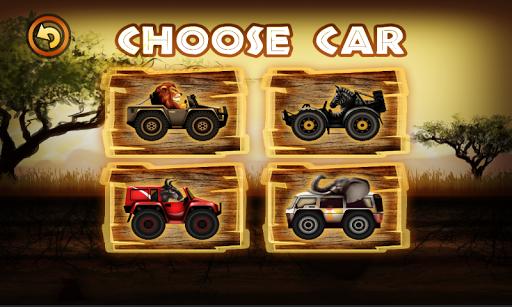 Safari Kid Racing Pro