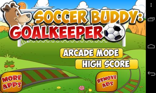 Soccer Champ Buddy: Goalkeeper
