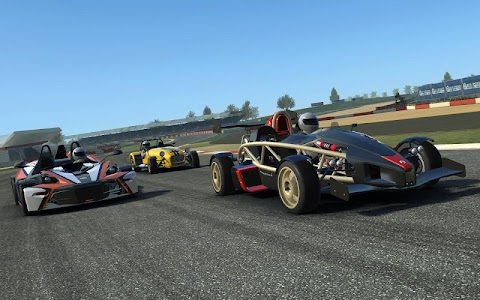 Real Racing  3 6.1.0 ROW (Mod 4)
