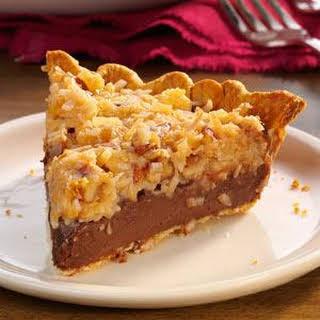 Contest-Winning German Chocolate Pie.