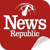 News Republic for Google TV