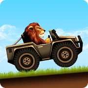 Safari Kid Racing