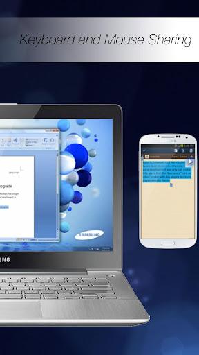 Galaxy S4 SideSync Retail Mode Screenshot
