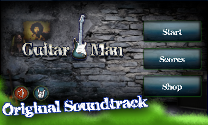 Guitar Man - screenshot