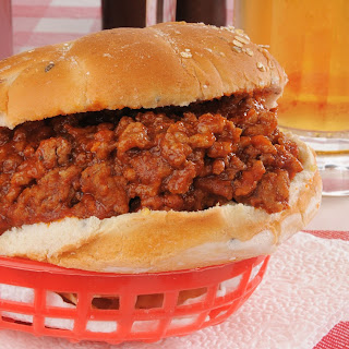 Light Sloppy Joes.