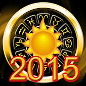 2015 Sun Signs Horoscopes