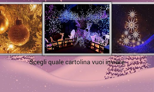 Christmas Card - screenshot thumbnail