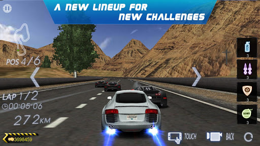 Crazy Racer 3D - Endless Race for Android apk 16
