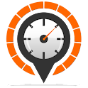 MileTrack GPS logo