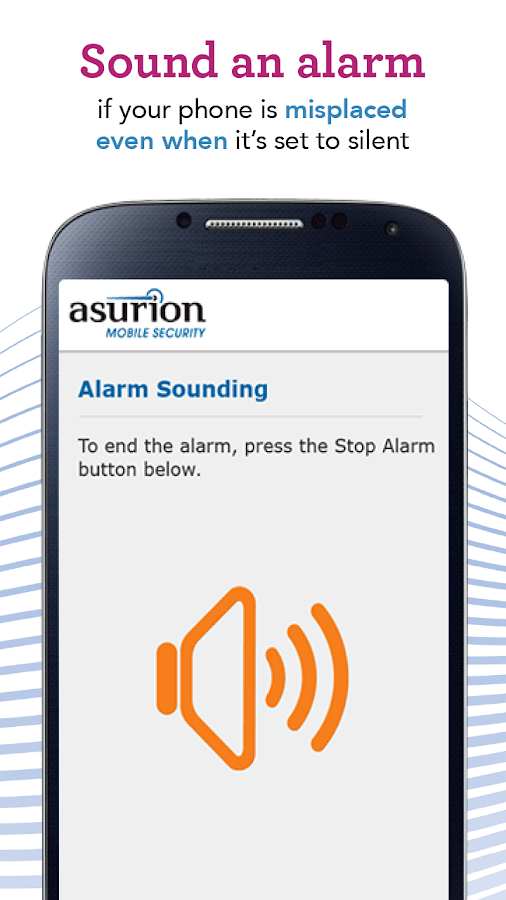 Asurion Mobile Security - screenshot