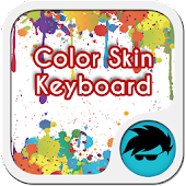 Color Skin for Keypad