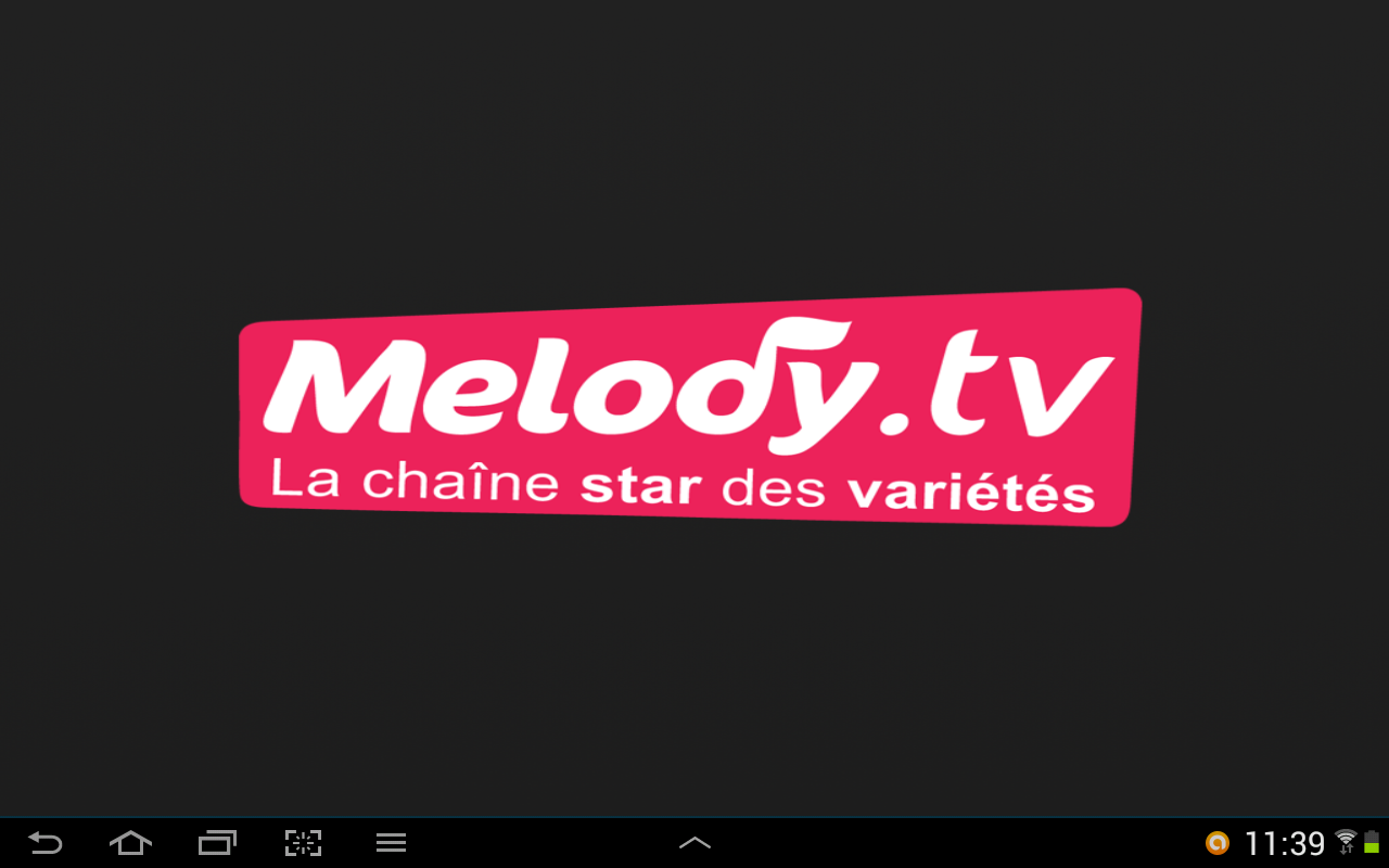 Melody.tv - Star des variétés - screenshot