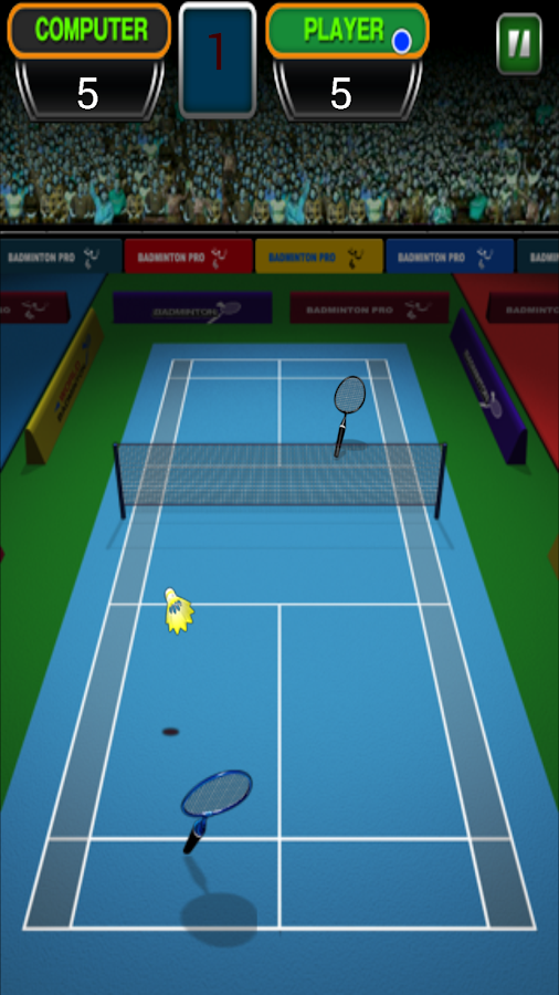 how to play badminton game