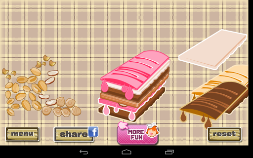 Candy Bar Dressup 2 screenshots 9