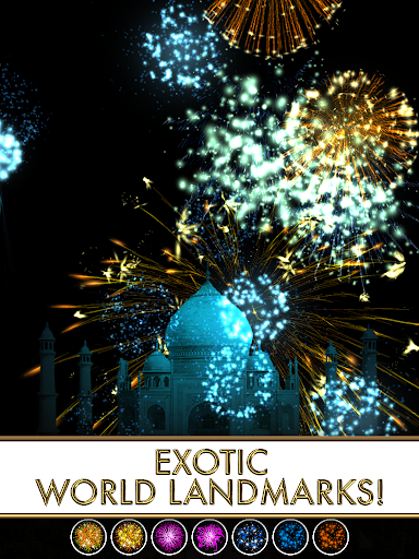 娛樂必備免費app推薦|Fireworks HD Worldwide Edition線上免付費app下載|3C達人阿輝的APP