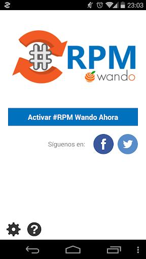 RPM Wando - para Movistar