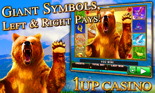 Slot Machines - 1Up Casino- screenshot thumbnail