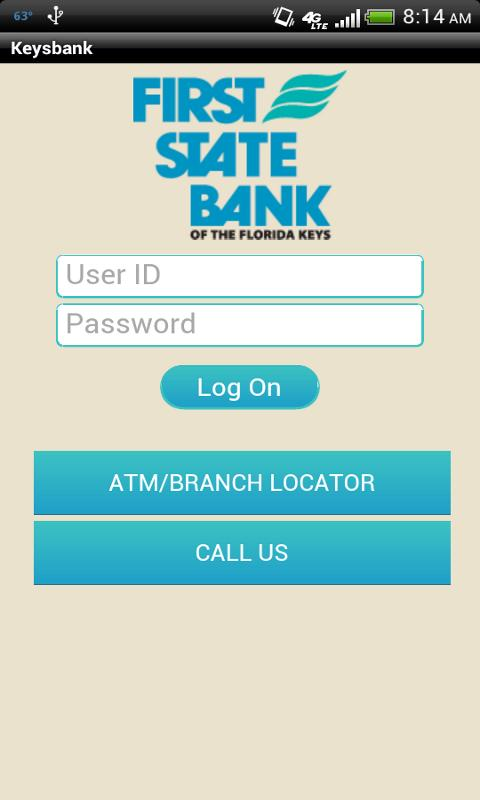 Keysbank Mobile - screenshot