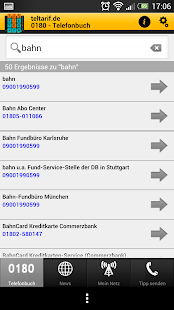0180-Telefonbuch- screenshot thumbnail