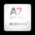 ECIS2011 logo