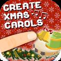 Create Xmas Carols icon