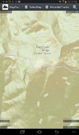 MapPack GPS Navigator Olympic