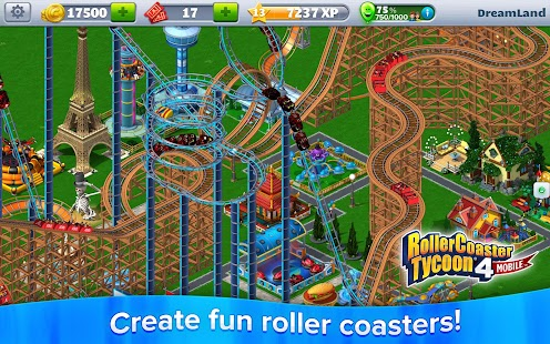 RollerCoaster Tycoon® 4 Mobile Screenshot 24