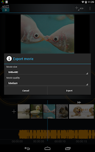 Video Maker Movie Editor- screenshot thumbnail