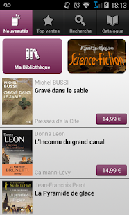 Numilog eBook Reader- screenshot thumbnail