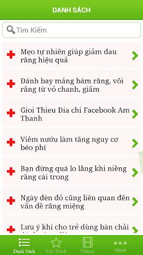 Benh Ve Rang - Mieng
