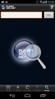 Screenshot of Planet Siol.net