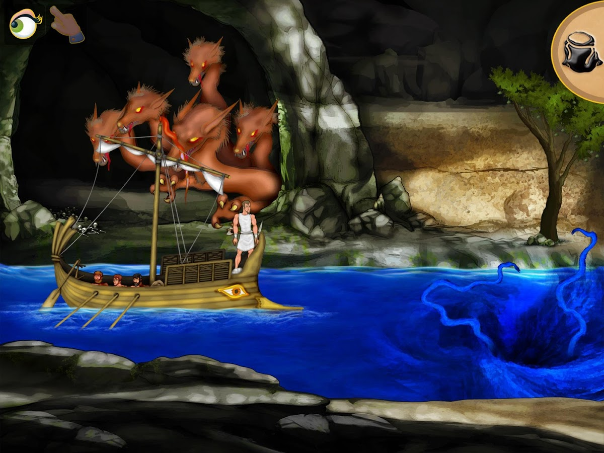The Odyssey HD- screenshot