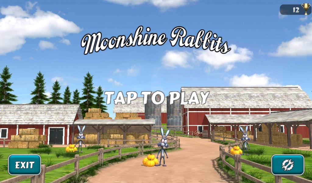 Moonshine Rabbits- screenshot
