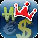 환전왕 Plus, 14개 은행별 환율 환전 icon