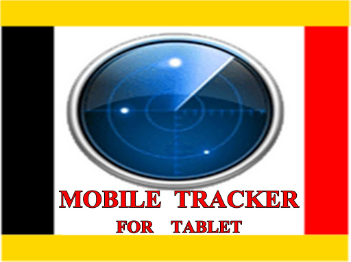 Mobile Tracker Most Lab tablet