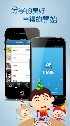 ShareNow Messenger