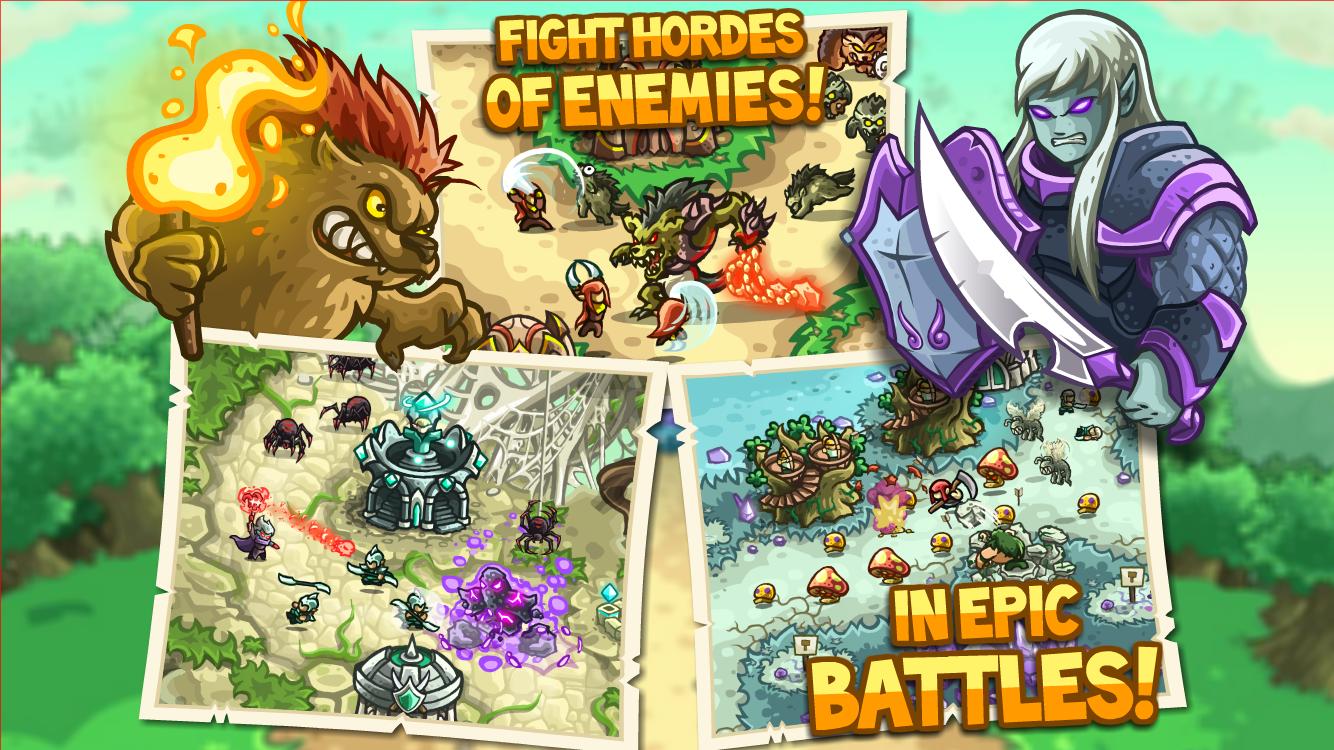Kingdom Rush Origins screenshot #14