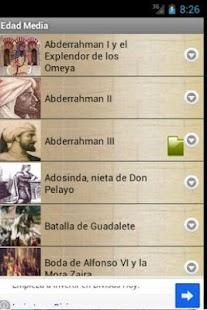 Pasajes de la Historia- screenshot thumbnail