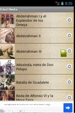 Pasajes de la Historia- screenshot