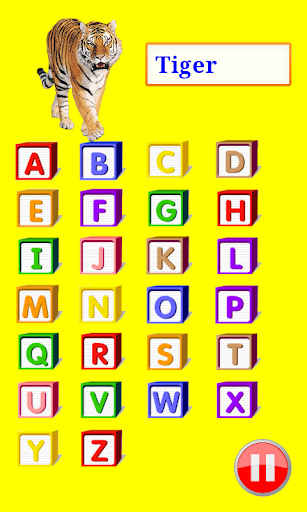 ABCD for Kids and Toddlers 1.0.0 screenshots 3