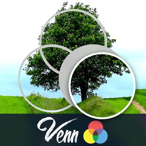 Venn Trees: Circle Jigsaw