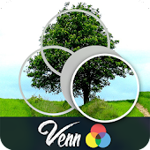 Venn Trees: Circle Jigsaw
