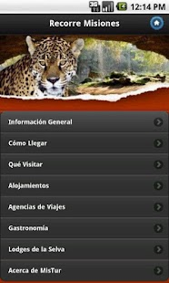 Misiones Tourist Guide- screenshot thumbnail