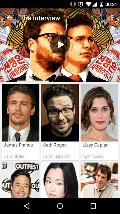Movie Mate Pro - screenshot