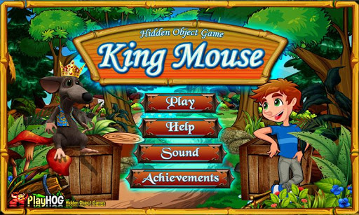 King Mouse Free Hidden Objects
