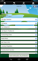 Screenshot of iFish USA