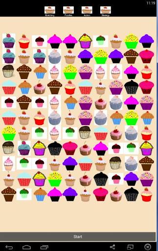 Cupcake Games Free