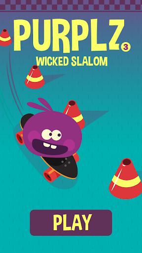 Purplz Wicked Slalom